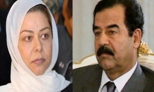 de92dadff إبنة صدام حسين تكشف آخر ماقاله والدها قبل أيام من إعدامه؟ (تغريدة)